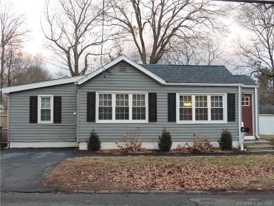 Milford CT Single Family Home For Sale: $269,500
