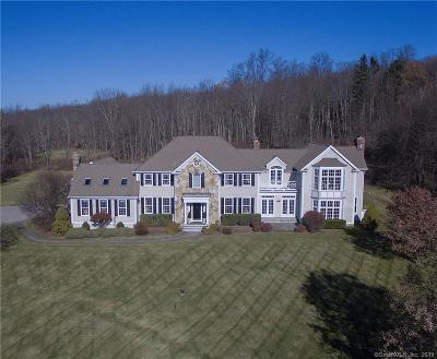 RIDGEFIELD Single Family Home For Sale: 88 Salem View Drive