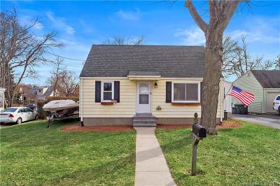 Milford CT Single Family Home For Sale: $274,500