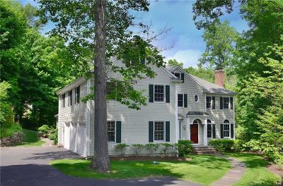 RIDGEFIELD Single Family Home For Sale: 21 Conley Court