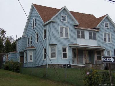 New London County Multi Family Home For Sale: 174 Jefferson Avenue