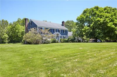Fairfield Single Family Home For Sale: 2850 Redding Road