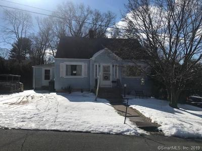 Tolland County, Windham County Single Family Home For Sale: 11 Esther Avenue