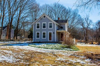 Old Lyme Single Family Home For Sale: 9 Flat Rock Hill Road