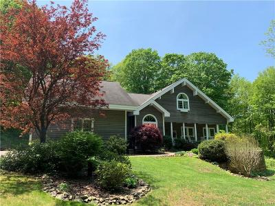 Durham Single Family Home For Sale: 649 Haddam Quarter Road