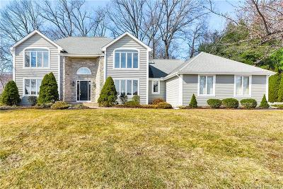 Cromwell Single Family Home For Sale: 7 River Park Drive