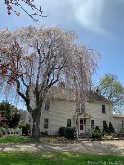 Pomfret Single Family Home For Sale: 5 Valentine Road