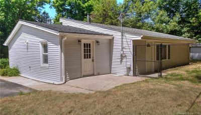 Bolton Single Family Home For Sale: 22a Box Mountain Road