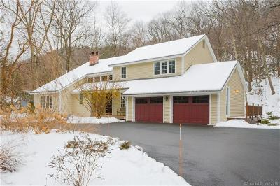 Simsbury Single Family Home For Sale: 39 Wyngate
