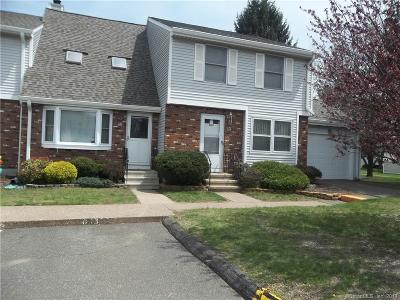South Windsor Condo/Townhouse For Sale: 13 Saint Marc Circle #O