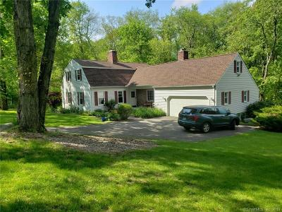 Brookfield Single Family Home For Sale: 54 Lake George Road