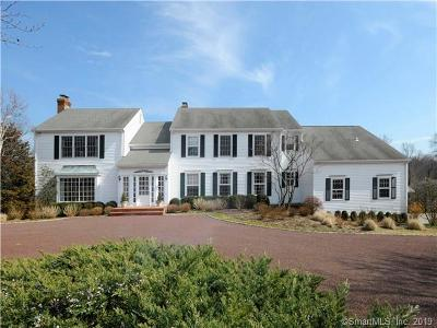 Greenwich CT Single Family Home For Sale: $2,650,000