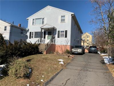 New Britain Multi Family Home For Sale: 411 Broad Street