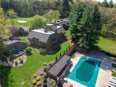 Farmington Condo/Townhouse For Sale: 57 Mallard Drive #57