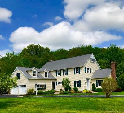 Wilton Single Family Home For Sale: 48 Duck Pond Place