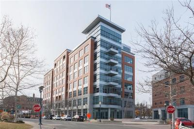 Norwalk Condo/Townhouse For Sale: 33 North Water Street #702