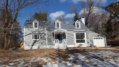 Newtown Single Family Home For Sale: 56 Mount Pleasant Road