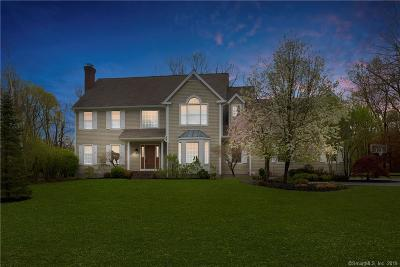 Wilton Single Family Home For Sale: 98 Silver Spring Road