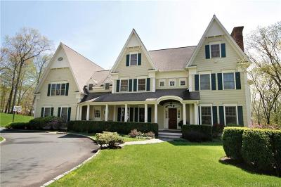 Wilton Single Family Home For Sale: 9 Banks Drive