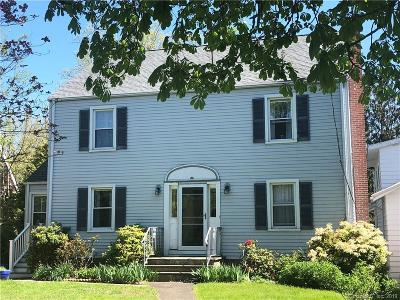 Branford Single Family Home For Sale: 82 Thimble Island Road