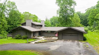 Woodbury Single Family Home For Sale: 135 Old Sherman Hill Road