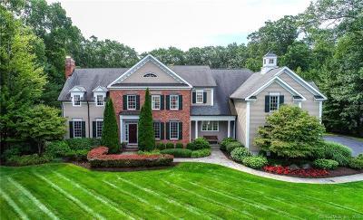 Avon Single Family Home For Sale: 9 Hawks Ridge