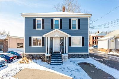 Berlin CT Multi Family Home For Sale: $299,000