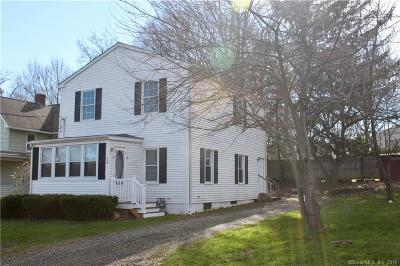 Southington Single Family Home For Sale: 14 Summit Street
