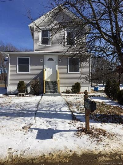 Waterbury Single Family Home For Sale: 85 Quentin Street