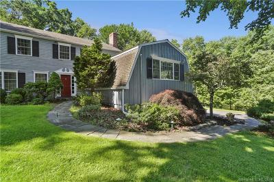 Wilton Single Family Home For Sale: 10 Ambler Lane