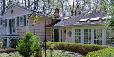 Wilton Single Family Home For Sale: 143 Cheesespring Road