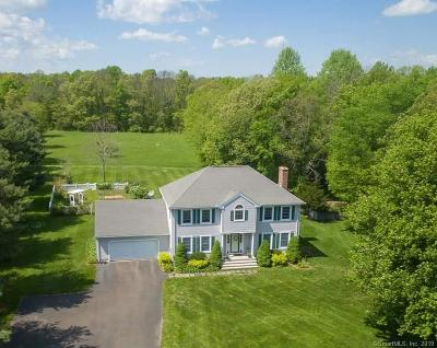 Stonington Single Family Home For Sale: 30 Dawley Drive