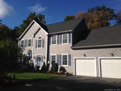 Cheshire Single Family Home For Sale: 1 Holly Road