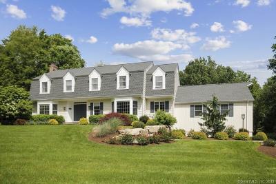 Wilton Single Family Home For Sale: 15 Turner Ridge Court