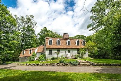 Westport Single Family Home For Sale: 9 White Woods Lane
