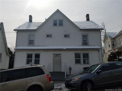 Stamford Multi Family Home For Sale: 16 Greenwood Hill Street