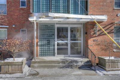New London Condo/Townhouse For Sale: 184 Pequot Avenue #102
