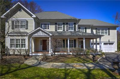 Westport Single Family Home For Sale: 123 Greens Farms Road