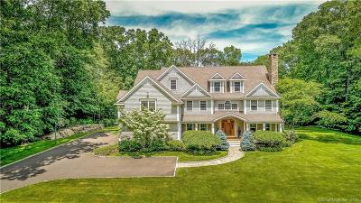 Wilton Single Family Home For Sale: 37 Powder Horn Hill Road