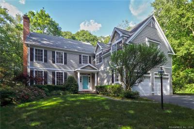Fairfield Single Family Home For Sale: 50 Aspetuck Falls