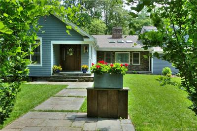 Westport Single Family Home For Sale: 1 Grist Mill Lane