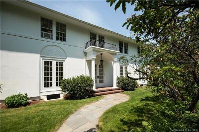 Norwalk Single Family Home For Sale: 19 Old Saugatuck Road