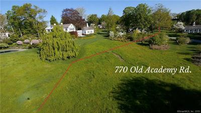Fairfield Residential Lots & Land For Sale: 770 Old Academy Road