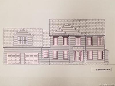 Ellington Single Family Home For Sale: 183 Mountain Street