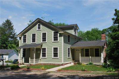 Groton Single Family Home For Sale: 360 High Street