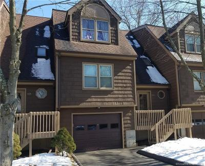 Milford CT Condo/Townhouse For Sale: $225,000