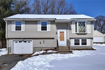 Naugatuck Single Family Home For Sale: 90 Celantano Drive