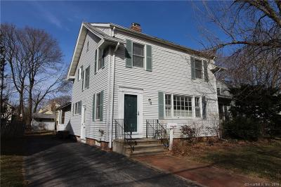 Hamden Single Family Home For Sale: 23 Wakefield Street