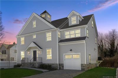 Norwalk Single Family Home For Sale: 8 Pond Street