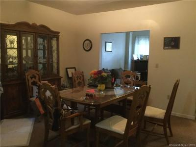 Bridgeport Single Family Home For Sale: 1052 State Street